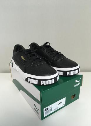 Puma cali bold оригинал кроссовки кеды