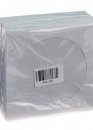 CD-R, DVD-R, BD-R конверт для дисков