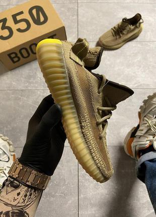 Кроссовки мужские adidas yeezy boost 350 v2 earth