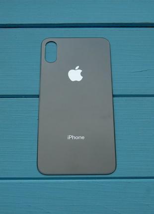 Задняя панель (крышка) корпуса для Apple iPhone XS Big Hole