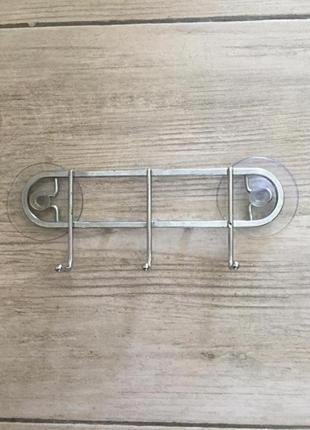 Вешалка крючки металл