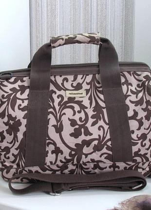 Дорожная сумка, саквояж, reisenthel allrounder l baroque