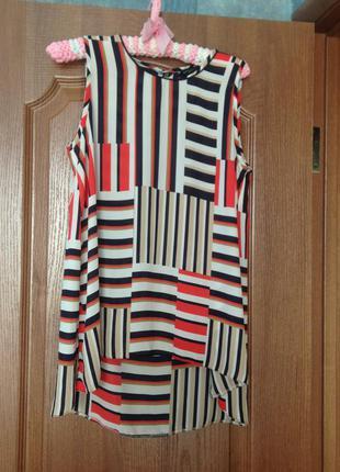 Трендовая блуза блузка dorothy perkins р.12 l