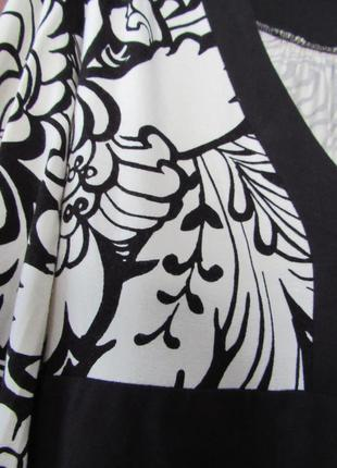 Стильное трикотажное платье миди от marks&spencer р.12 l. огра...