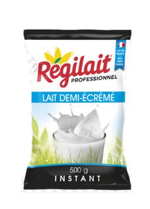 Натуральне сухе молоко 100% Regilait Ecreme 500г опт