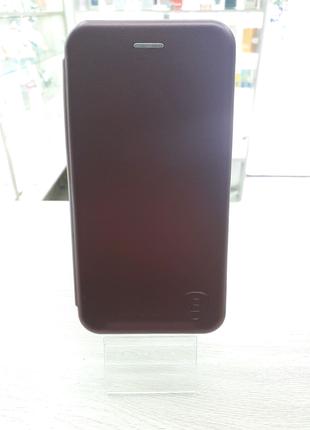 Кожаный чехол книжка книга Xiaomi Redmi note 8T