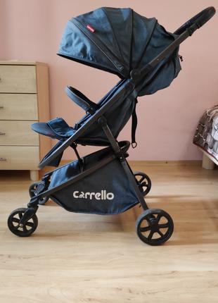Прогулочная летняя коляска CARRELLO Magia