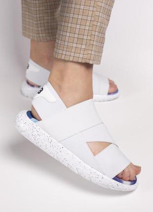 Adidas sandal y-3 yohji yamamoto женские стильные босоножки