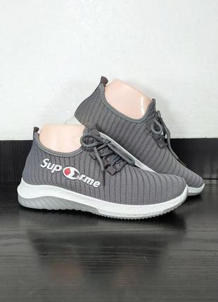 Женские дышащие спортивные кроссовки в сетку для бега