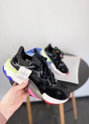 Adidas originals torsion x black чёрный мужские кроссовки нало...