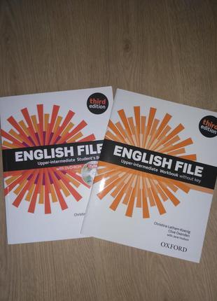 English File for Upper-Intermediate