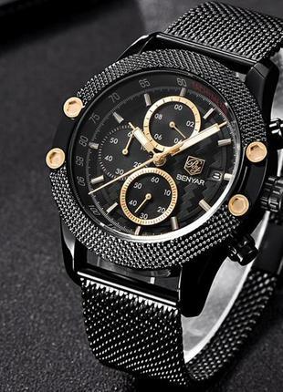 Часы мужские наручные benyar