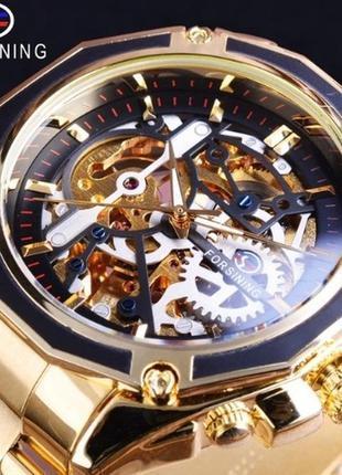 Часы мужские механические forsining