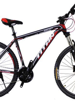 "Велосипед Titan Galaxy 29"" 20"" black-red-white (29TJAL19-344) 202"