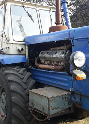 Трактор Т-150 двигатель ЯМЗ-238