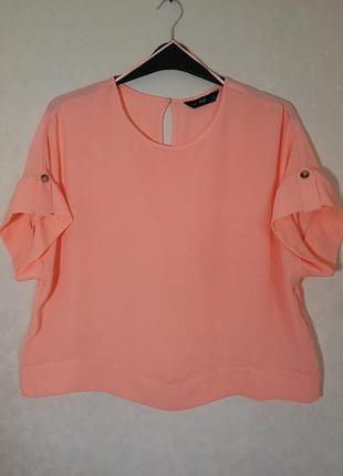 Нежная блуза f&f батал