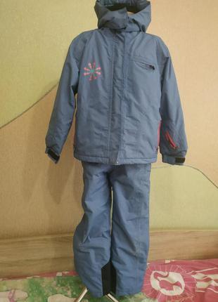 Термо костюм crane