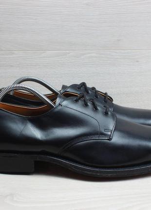 Мужские кожаные туфли deputy england, размер 44