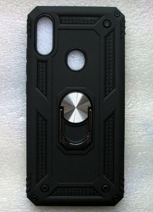 Чохол смартфон Xiaomi redmi Note 7 або Xiaomi redmi 7 чорний