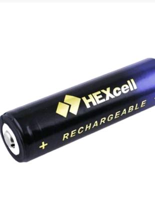 Аккумуляторная батареяHexcell18650 , 4.2v  10000mAh