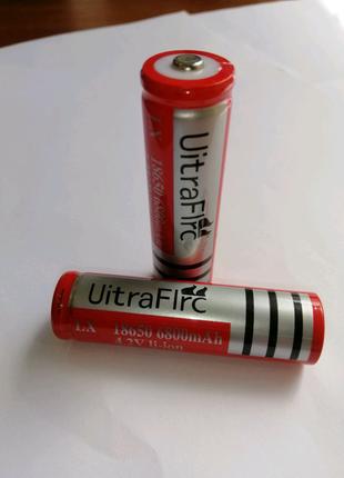 Аккумулятор Li-Ion UF 18650 6800mAh,4.2v, есть опт.