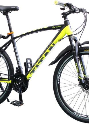 """Велосипед Titan Porsche 26"""" 19"""" black (26TWS19-229) 2020"""