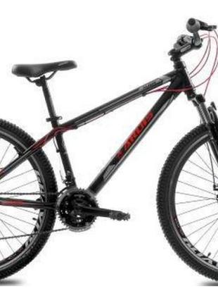 """Велосипед ARDIS МТВ HAWK 27,5"""" 17,5"""" черно-красный (0191S1)"""