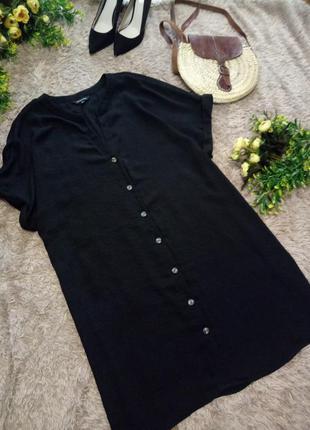 Стильное платье рубашка