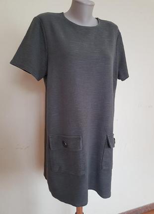 Стильная туника платье