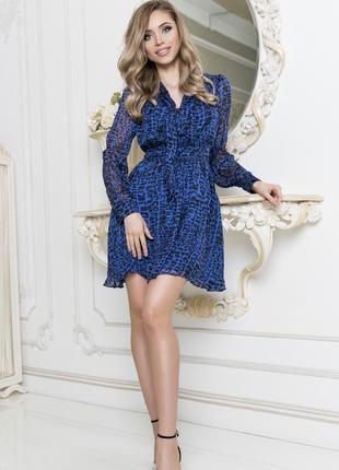 Шелковое легкое платье 100%  Love Republic