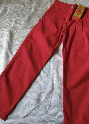 Коттоновые штаны брюки чиносы германия 122