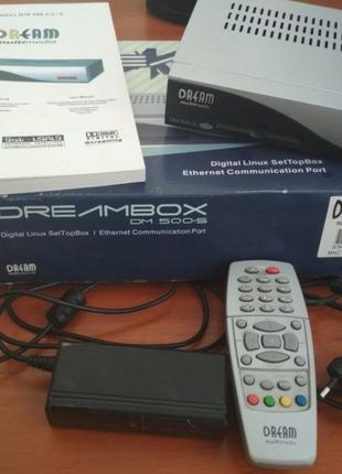 Спутниковый DVB-S ресивер - DreamBox DM 500S
