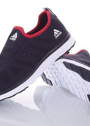 Мужские кроссовки в стиле adidas - легкие и удобные (41-45р).