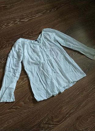 Стильна сорочка базова італія