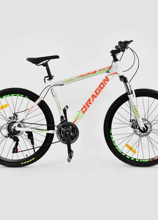 Велосипед CORSO Спортивный с алюминиевой рамой