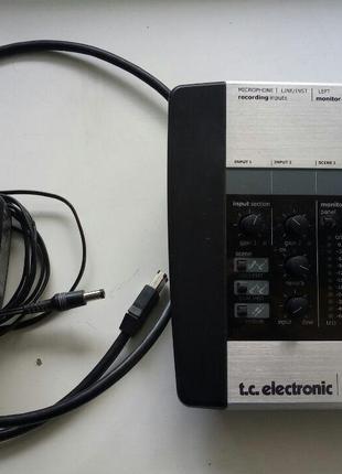 Аудио-карта TC Electronic Konnekt 6 + Ableton 9 в подарок