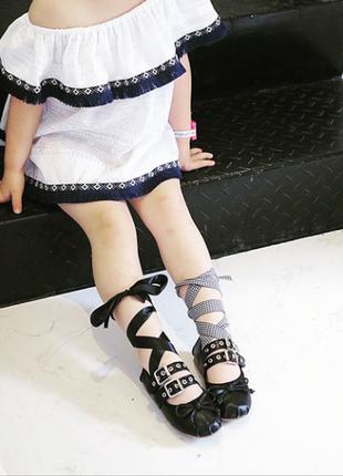 Sale туфельки для модницы балетки пуанты 19.7см-20см