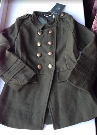 Sale пальто шинель zara