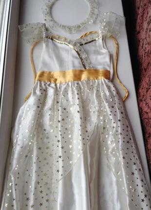 Нарядное платье george принцессы, феи