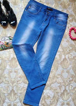 Женские джинсы. на бирке- 32 р-р