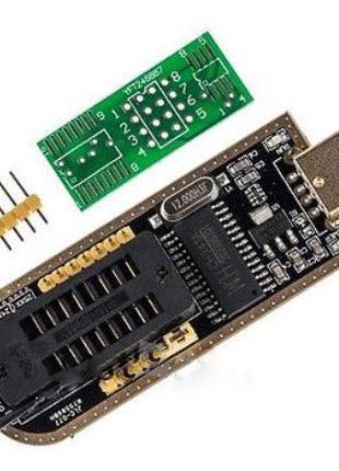 Программатор CH341A мс.24 25 Серии+BIOS