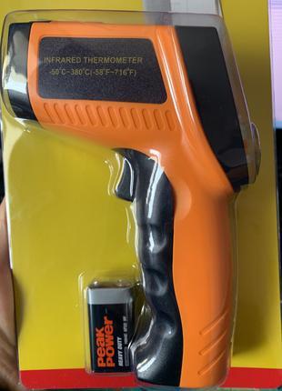 Профессиональный градусник AR 320 инфракрасный термометр бесконта