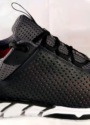 <<Стильные кожаные летние кроссовки MIDA.40,41,42,43,45.