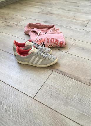 Кроссовки adidas gazelle , оригинал