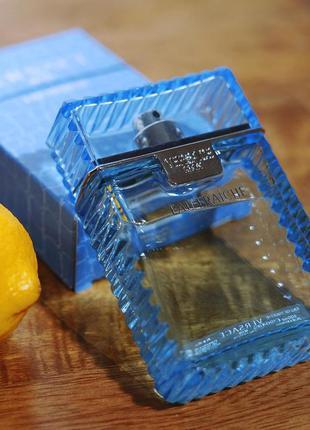 Туалетная вода для мужчин versace eau fraiche edt 100 ml, мужс...