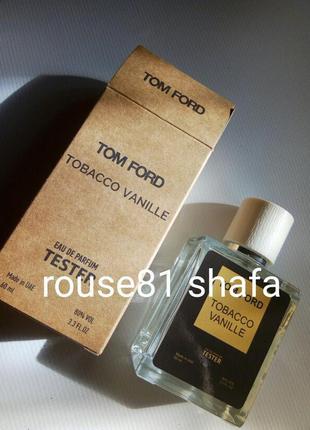 Волшебный аромат на осень  💋  tom ford tabacco vanille том фор...
