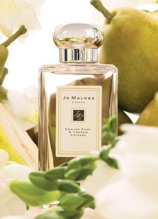 Лучший аромат на осень 💞 jo malone english pear & freesia 100 ...