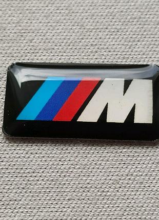 """Наклейка, стікер для керма, диска """"BMW M"""""""