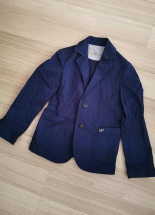 Жакет пиджак для мальчика