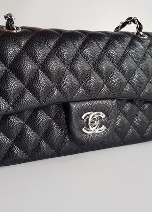 Женская сумка Chanel кожа